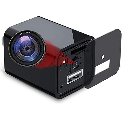 USB Hidden Camera Charger, Mini Spy Camera, USB Spy Camera Wall Charger, Wireless Hidden Cameras and...