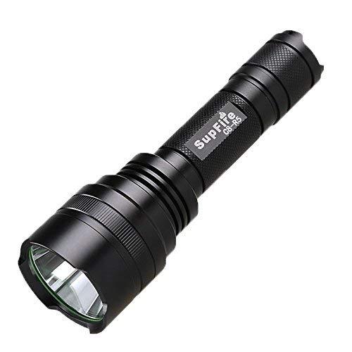 LZP-PP LED C8-R5 5W 450 LM CREE R5 LED vie quotidienne Waterproof forte lampe de poche LED avec une forte/Moyen/Faible/stroboscopique/SOS Modes de randonnée/Conduite Visite/Camping Lampe L