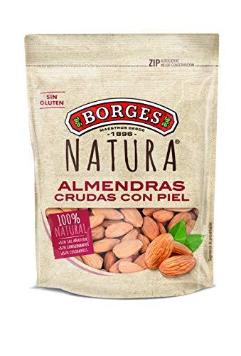 Borges Almendra Piel Cruda Borges Natura Borges, 120g