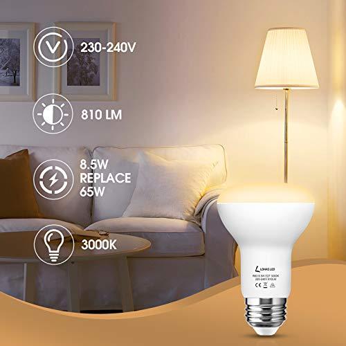 LOHAS-LED LH-FZRD012-E27-3000K-5