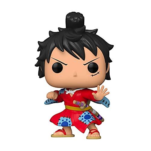Funko 54460 POP Animation: One Piece - Luffy in Kimono