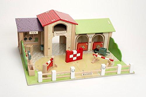 Le Toy Van - TV430 - Figurine - Animal - Le Centre Equestre Palomino