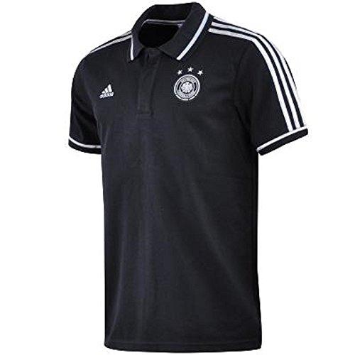 adidas Performance Herren Poloshirt schwarz M