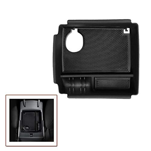 HYSJLS Caja de Almacenamiento Interior del Coche camión de Consola del Coche Organizador del Coche Apoyabrazos Caja Organizador Accesorios de plástico Multifuncion Control Central Box