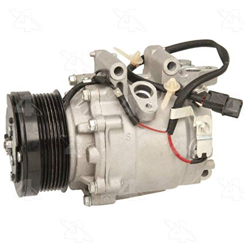 Four Seasons 98555 New A/C Compressor with Clutch