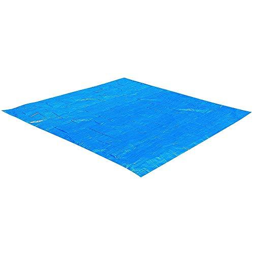ERTYUI - Sicherheit für Pools, Größe 335cmx335cm