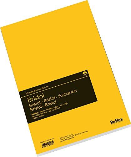 Bristol Zeichenpapier (180g)