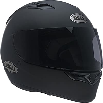 Bell Qualifier Full-Face Motorcycle Helmet (Solid Matte Black, X-Large)