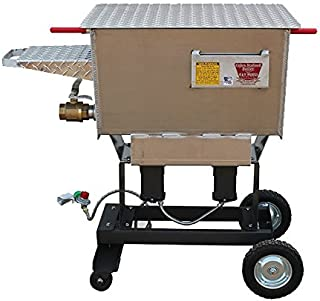 R & V Works Cajun Crawfish-Seafood Boiler 15-Gallon - CSB-30