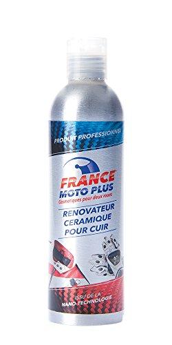 Renovateur Céramique pour Cuir Spécial Moto - 250 ml - France Moto Plus