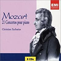 Mozart Piano Concerti 5 6 8 9 & 11-27. (Christian Zacharias Piano W.Zinman Marriner Wand by VARIOUS ARTISTS