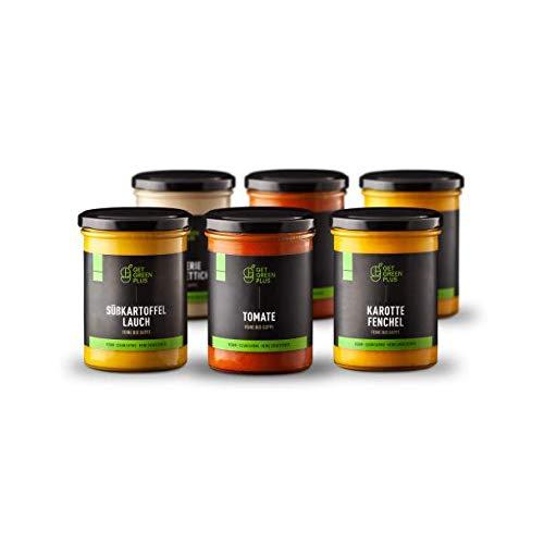 get green plus - Feine handgekochte Bio-Suppen