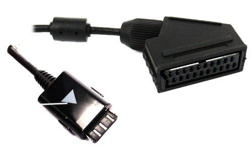 Cable adaptador de euroconector para televisores Samsung LED, LCD y plasma