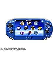 PlayStationVita Wi-Fiモデル サファイア・ブルー (PCH-1000 ZA04) 【メーカー生産終了】