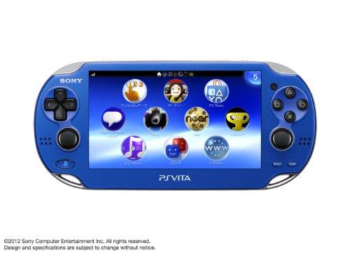 PlayStation Vita, WiFi Sapphire ...
