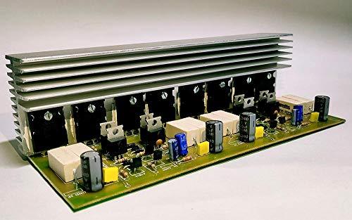 1000 W TTC 5200 1943 Hi-Fi Stereo Amplifier Board Home Theater Audio Amplifier Kit