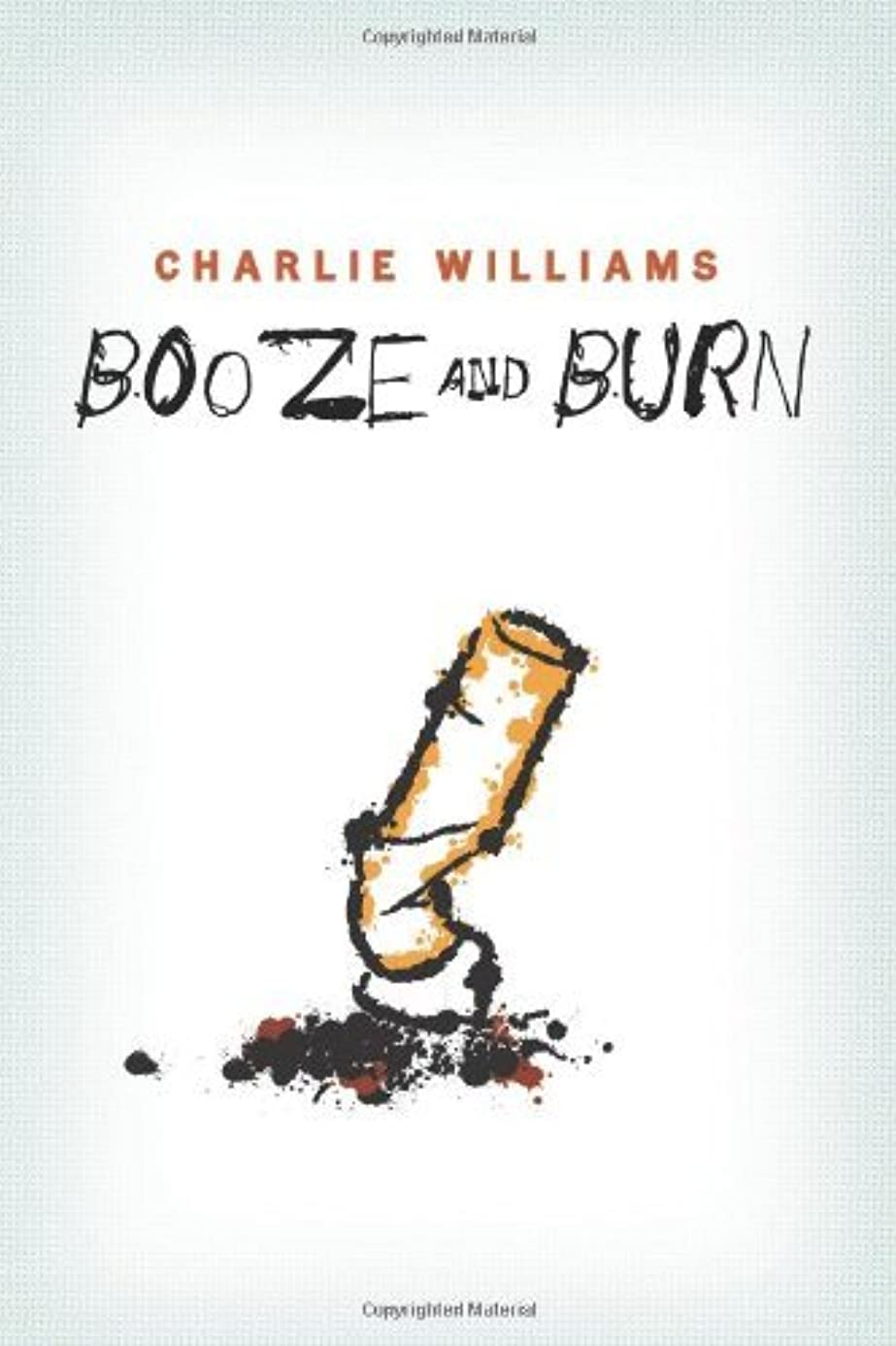 Booze and Burn (The Mangel Series)