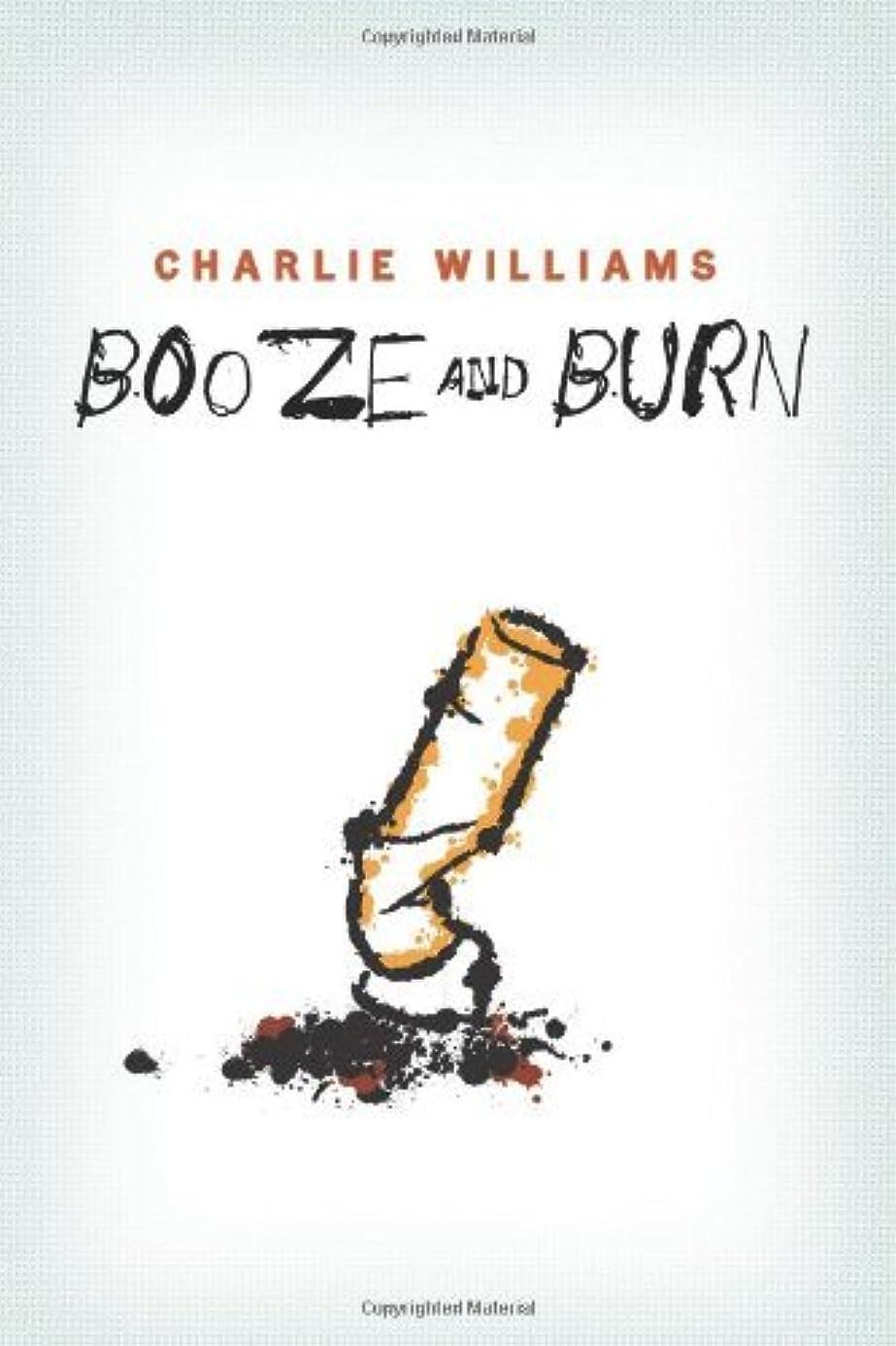 Booze and Burn (The Mangel Series)