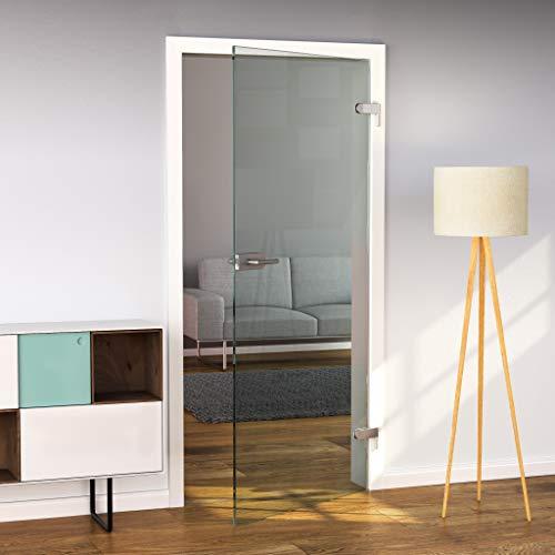 bijon® Glastür T4 | Studio/Studio | 834x1972mm | klar, ohne Dekor
