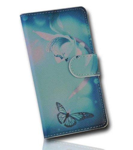 Handy Tasche Hülle Book für Huawei Ascend G525 / Handytasche Schutzhülle JS M28