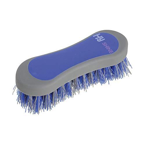 HySHINE Active Groom Huf-Bürste (Einheitsgröße) (Regal Blau)