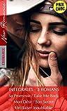 3 romances PRIX PROMO - New Romance - Sa Promesse / Take Me Back, Mon Désir / Son Secret, Un Baiser Inoubliable: [3 livres new romance PRIX CHOC]