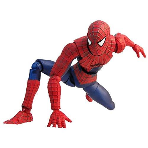 KSB-toy Marvel Legends Nuovo 2019 PVC 16 Centimetri 1/6 Spiderman Modello Iron Man Avengers Action Figures Film figma della Bambola del Regalo da Collezione Giocattoli Decorazione