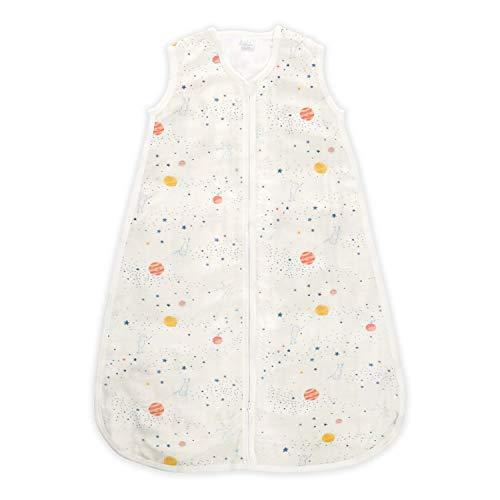 aden + anais Baby Jungen Schlafsack Sternenhimmel 0-6 Monate