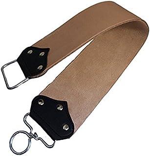 "GBS 3"" X 21.5"" Leather Sharpening Barber Strop - Straight Razor Strop"