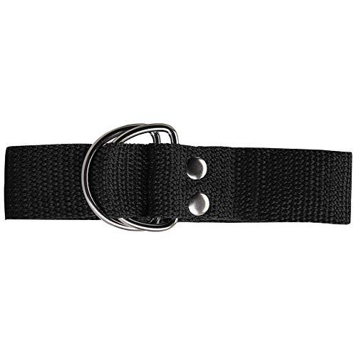 Schutt Sports Football Belt, One-Size-Fits-All, Black