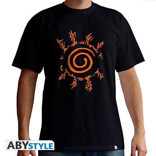 ABYstyle - Naruto Shippuden - Camiseta Seal S