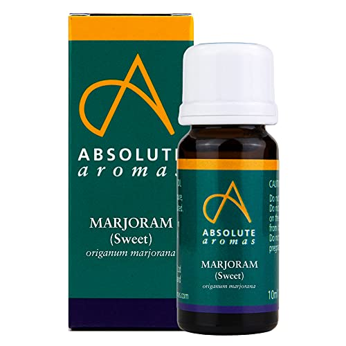 Absolute Aromas Marjoram Sweet Essential Oil