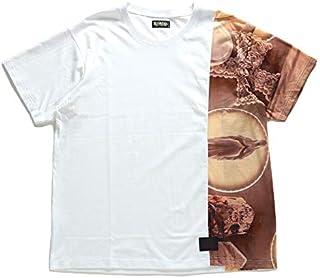 [ゼファレン] Tシャツ ラグジュアリー メンズ 大きいサイズ Z20UH02