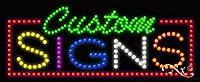 カスタムSigns Flashing &アニメーションLEDサイン( High Impact、エネルギー効率的な)