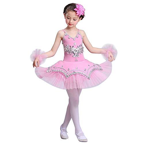 Yudesun Danza Chicas Lentejuelas Bailarina - Ballet