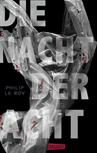 Die Nacht der Acht: Ein nervenaufreibender Horror-Thriller für Jugendliche