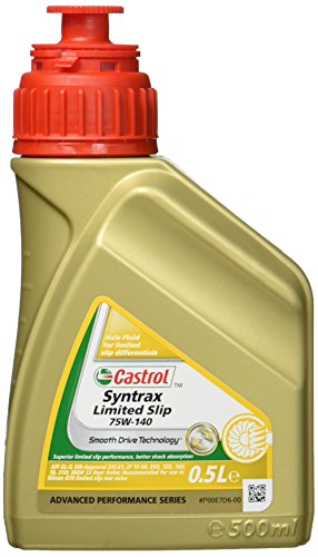 Castrol Syntrax Limited slip 75W-140 Getriebeöl 500ml