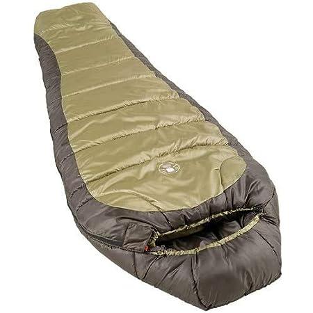 Coleman EXTREME WHEATHER MUMMY コールマンエクストリームウェザーマミースリーピングバッグ 寝袋 208×81cm(Model:2000012598)