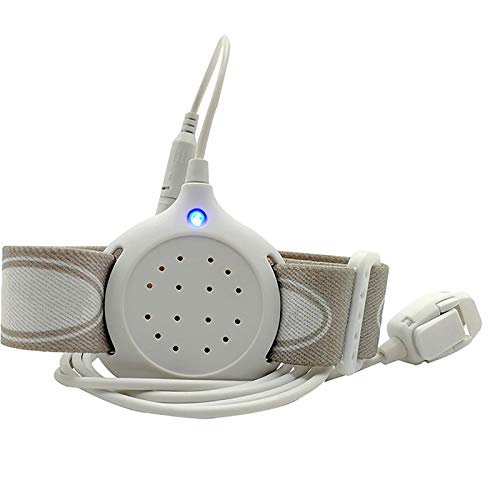 PYXZQW Bedwetting Alarm for Boys Girls Kids, Loud Sound and Strong Vibration, Rechargeable,Anti-wetting Artifact