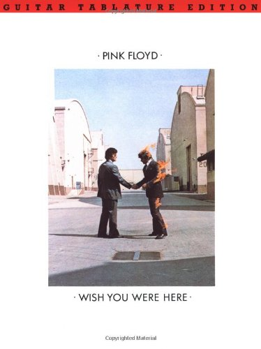 Partition : Pink Floyd Wish You Were Here Tab.