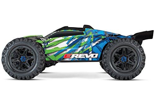 RC Auto kaufen Truggy Bild 3: Traxxas E-Revo Brushless 1:10 RC Modellauto Elektro Truggy Allradantrieb (4WD) RTR 2,4 GHz*