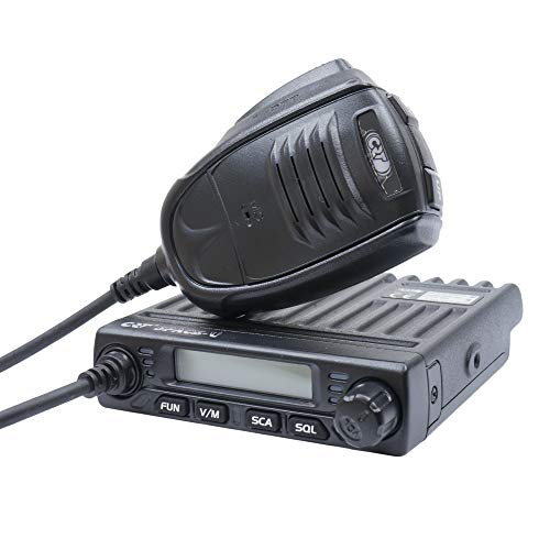 CB Radio UHF CRT Space U 400-470 MHz pour PC