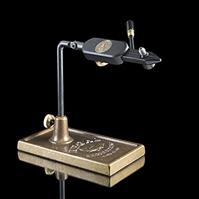 Regal Medallion Fly Tying Vise, Traditional base