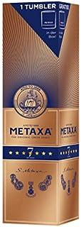 Metaxa 7 Sterne in Geschenkpackung mit Tumbler 1 x 0.7 l