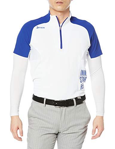 [スリクソン] 【21年春夏モデル】 半袖シャツ RGMRJA04 メンズ WH00(ホワイト) LL