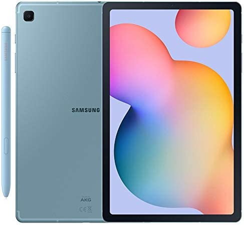 Samsung Galaxy Tab S6 Lite w S Pen 64GB WiFi Cellular 4G LTE Tablet Phone Makes Calls GSM Unlocked product image