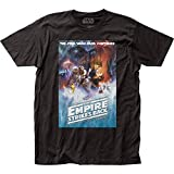 Star Wars ESB - Camiseta de punto ajustada - negro - XXX-Large