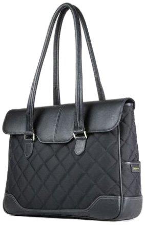 Knomo Siena Horizontal Nylon Bag for MacBook Pro 15' black
