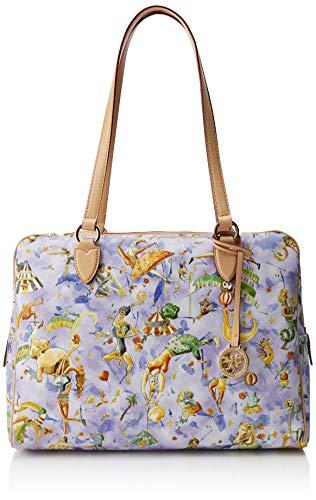 Piero Guidi Handbag, Blue (Sky)
