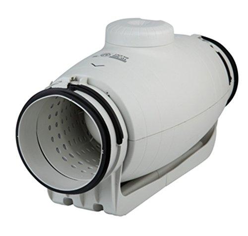 SOLER & PALAU 5211360600 TD-250-100 Silent Halbradial- Rohrventilator- schallgedämmt